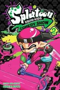 Splatoon Squid Kids Comedy Show GN V2