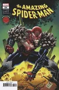 Amazing Spider-Man #54 Variant Siquera Knullified
