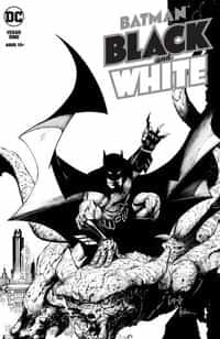 Batman Black And White #1 CVR A Greg Capullo