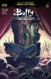 Buffy The Vampire Slayer #20 CVR A Main