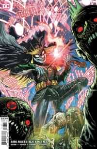 Dark Nights Death Metal #6 Variant 25 Copy Doug Mahnke