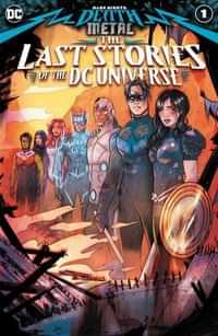 Dark Nights Death Metal One-Shot the Last Stories Of The Dc Universe