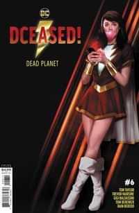 Dceased Dead Planet #6 CVR C Cardstock Ben Oliver Movie Homage