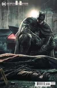 Detective Comics #1032 CVR B Cardstock Lee Bermejo