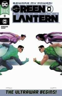 Green Lantern Season 2 #10 CVR A Liam Sharp
