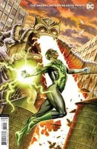 Green Lantern Season 2 #10 CVR B Jg Jones