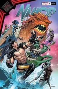 King In Black Namor #1 Variant Smith