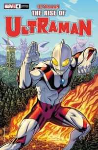 Rise Of Ultraman #4 Variant Mcguinness Promo