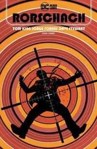 Rorschach #3 CVR A Jorge Fornes
