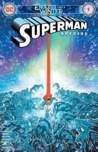 Superman Endless Winter Special CVR A Francis Manapul
