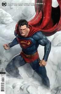 Superman Endless Winter Special CVR B Rafael Grassetti