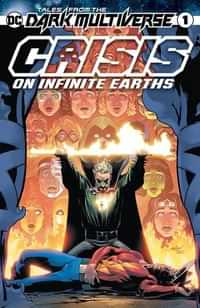 Tales From The Dark Multiverse One-Shot Crisis On Infinite Earths