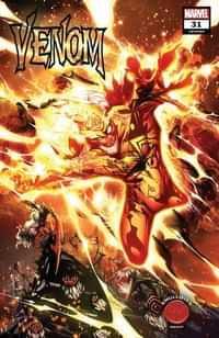 Venom #31 Variant Herrera Knullified