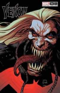 Venom #31 Variant Stegman