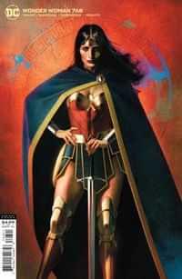 Wonder Woman #768 CVR B Cardstock Joshua Middleton