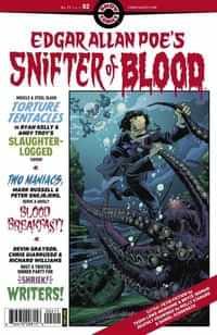 Edgar Allan Poes Snifter Of Blood #2