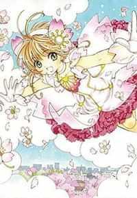 Cardcaptor Sakura GN Clear Card V8