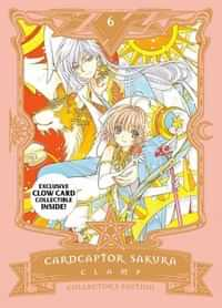 Cardcaptor Sakura HC Collectors Edition V6