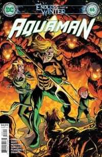 Aquaman #66 CVR A Mike Mckone