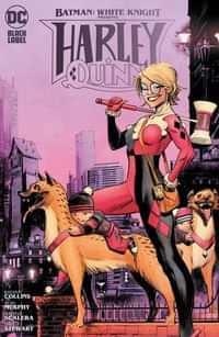 Batman White Knight Presents Harley Quinn #3 CVR A Sean Murphy