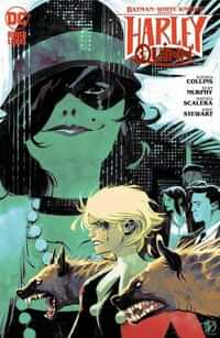 Batman White Knight Presents Harley Quinn #3 CVR B Matteo Scalera
