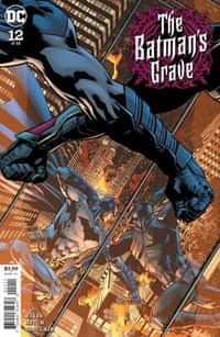 Batmans Grave #12 CVR A Bryan Hitch