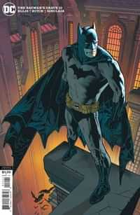 Batmans Grave #12 CVR B Kevin Nowlan