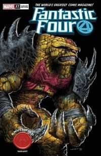 Fantastic Four #27 Ferreyra Knullified