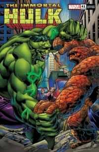 Immortal Hulk #41 Variant Bennett
