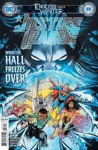 Justice League #58 CVR A Francis Manapul