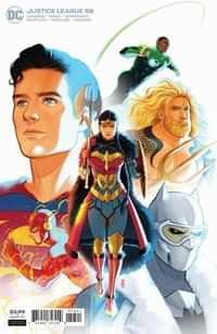 Justice League #58 CVR B Jen Bartel