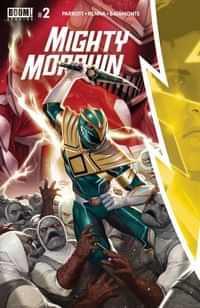 Mighty Morphin #2 CVR A Main