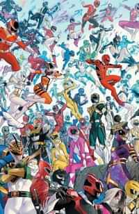 Mighty Morphin #2 Variant 10 Copy Mora