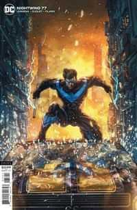 Nightwing #77 CVR B Alan Quah