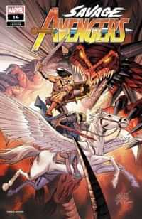 Savage Avengers #16 Variant Pacheco