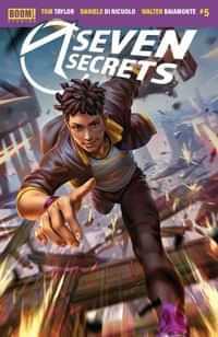 Seven Secrets #5 CVR B Chew Var
