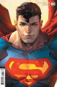 Superman #28 CVR B Cardstock Kael Ngu