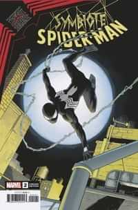 Symbiote Spider-man King In Black #2 Variant Shalvey