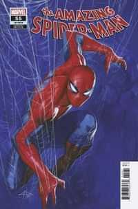 Amazing Spider-Man #55 Variant Dellotto