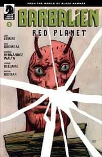 Barbalien Red Planet #2 CVR A Walta