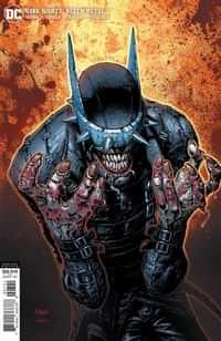 Dark Nights Death Metal #7 CVR B David Finch Batman Who Laughs