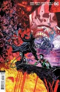 Dark Nights Death Metal #7 Variant 25 Copy 25 Doug Mahnke