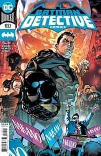 Detective Comics #1033 CVR A Brad Walker and Andrew Hennessy