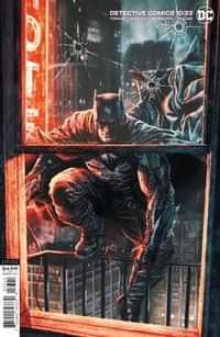 Detective Comics #1033 CVR B Cardstock Lee Bermejo