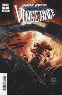 Ghost Rider Return Of Vengeance #1 Variant Stegman