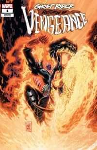 Ghost Rider Return Of Vengeance #1 Variant Tan