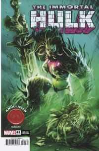 Immortal Hulk #42 Variant Lozano Knullified
