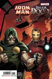 King In Black Iron Man Doom #1