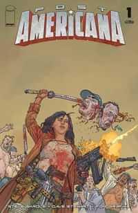 Post Americana #1 CVR B Darrow