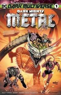 Tales From The Dark Multiverse One-Shot Dark Nights Metal